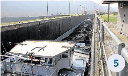 Schleuse macht Moselschifffahrt erst möglich
